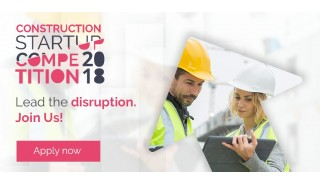 CEMEX Ventures lanza Construction Startup Competition 2018