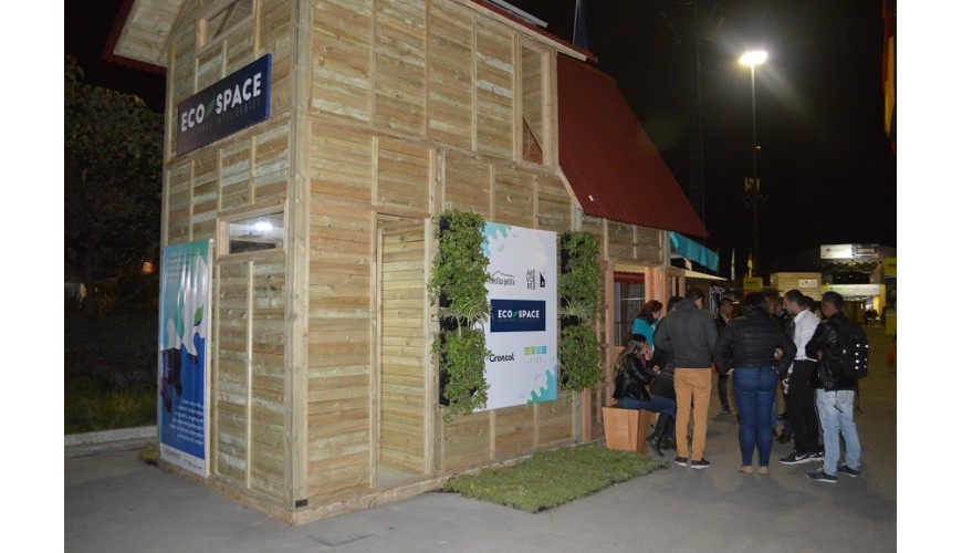Eco Space: Casas inteligentes.