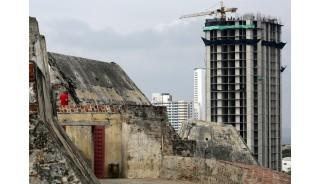 Primeras capturas por proyecto Aquarela de Cartagena