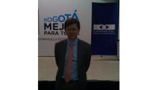 Andrés Arango, gerente de la constructora Urbanum, y presidente de la junta directiva de Camacol Bogotá y Cundinamarca.