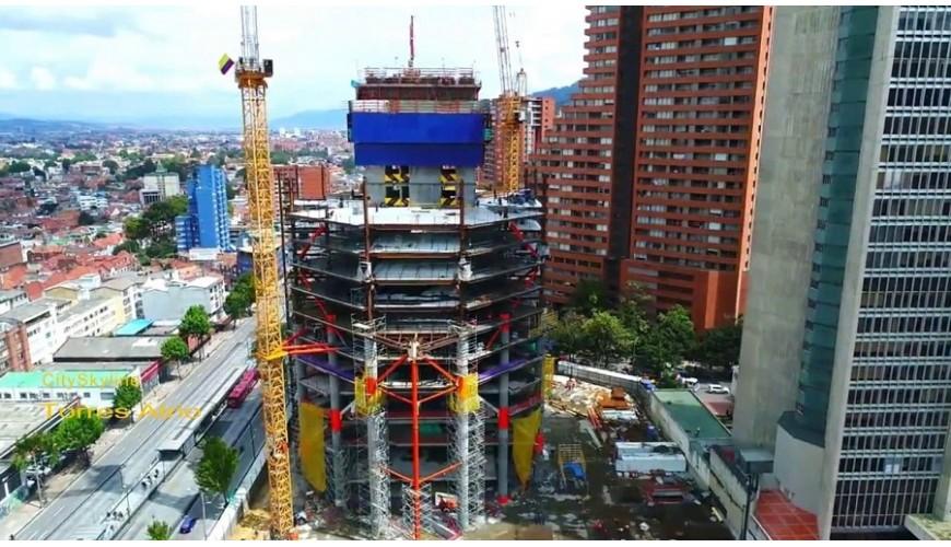 Torres Atrio, Bogotá - Crédito: Pinterest.es.jpg
