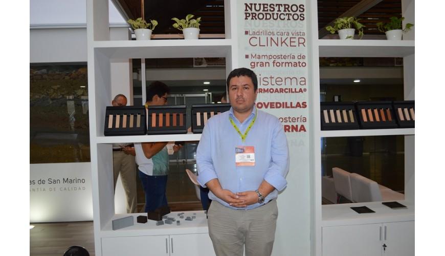 Juan Guillermo Henao Zapata, gerente de la empresa Castelus Colombia.