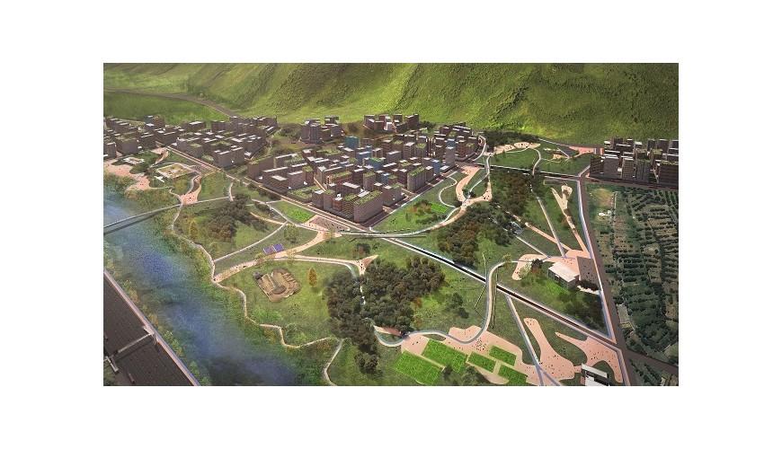 Ciudad Lagos de Torca - Imagen: semana.com