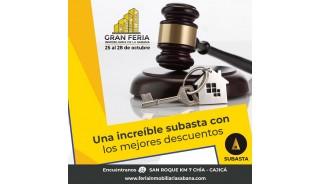 Gran Feria Inmobiliaria de la Sabana