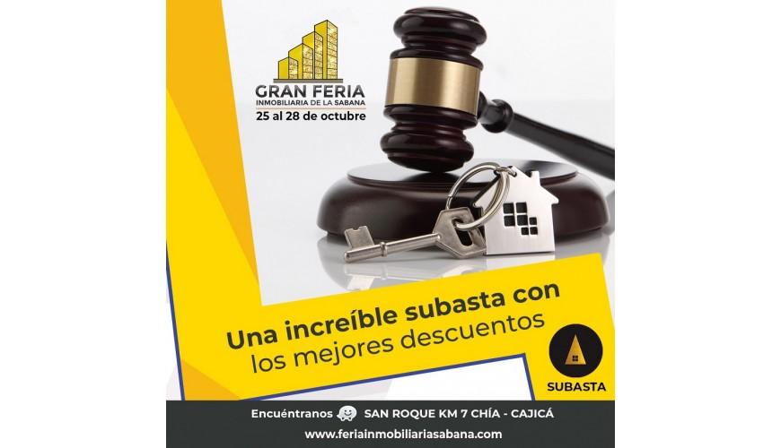 Gran Feria Inmobiliaria de la Sabana.