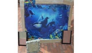 Concreto ecológico: incorpora caucho y plástico de reciclaje