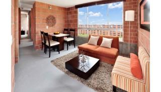 Apartamento Amarilo.