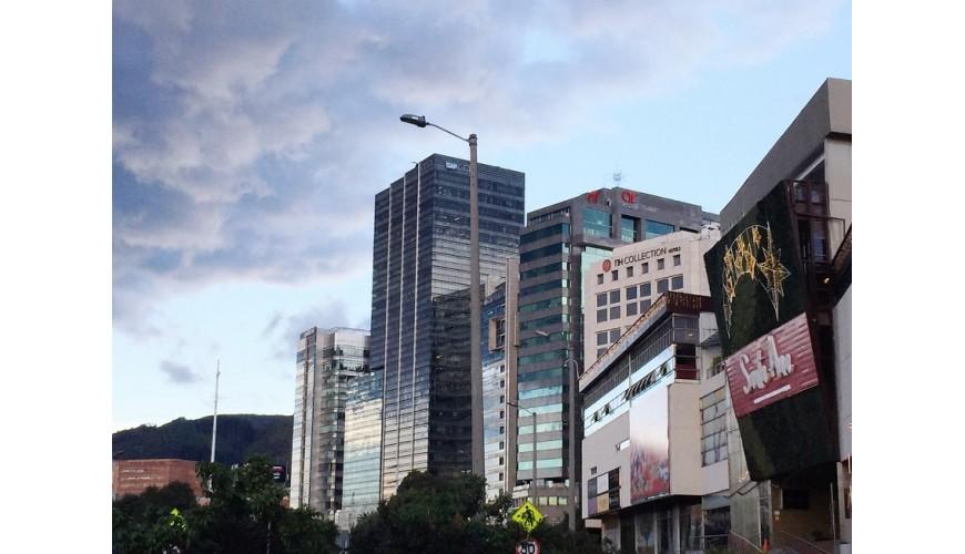 Oficinas Clase A, Bogotá.