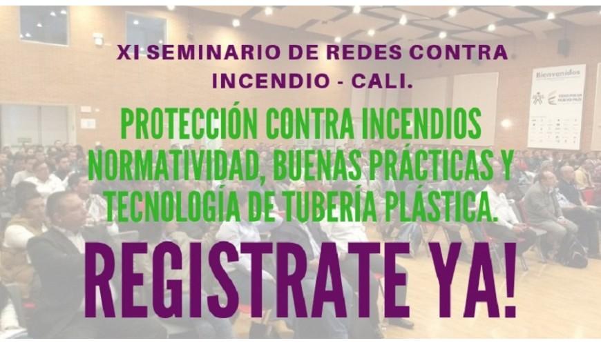 Seminario de Redes Contra Incendios.