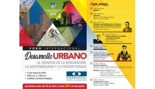 Alejandro Aravena en Foro Internacional de Desarrollo Urbano