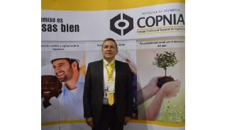 Rubén Darío Ochoa, director general del Consejo Nacional Profesional de Ingeniería, Copnia.