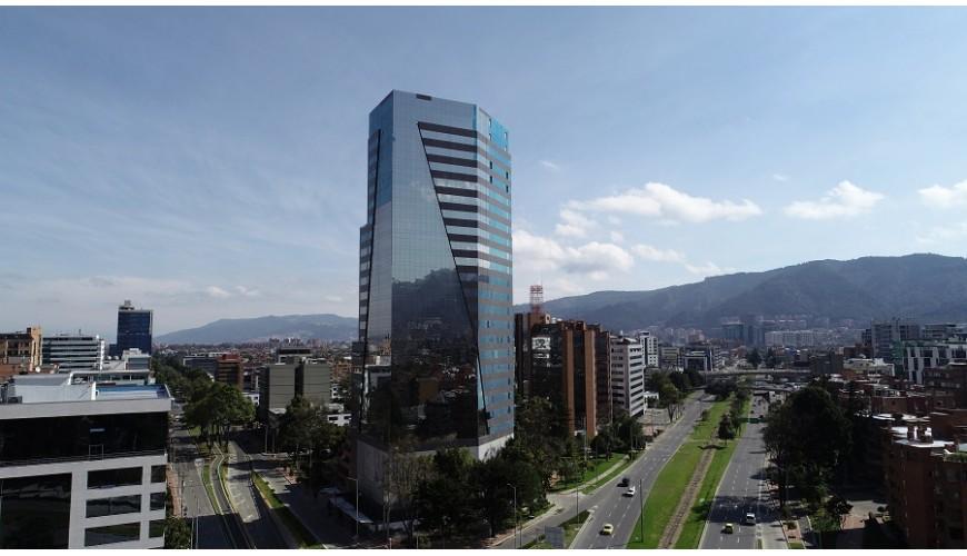Edificio de oficinas Sigma en Bogotá.