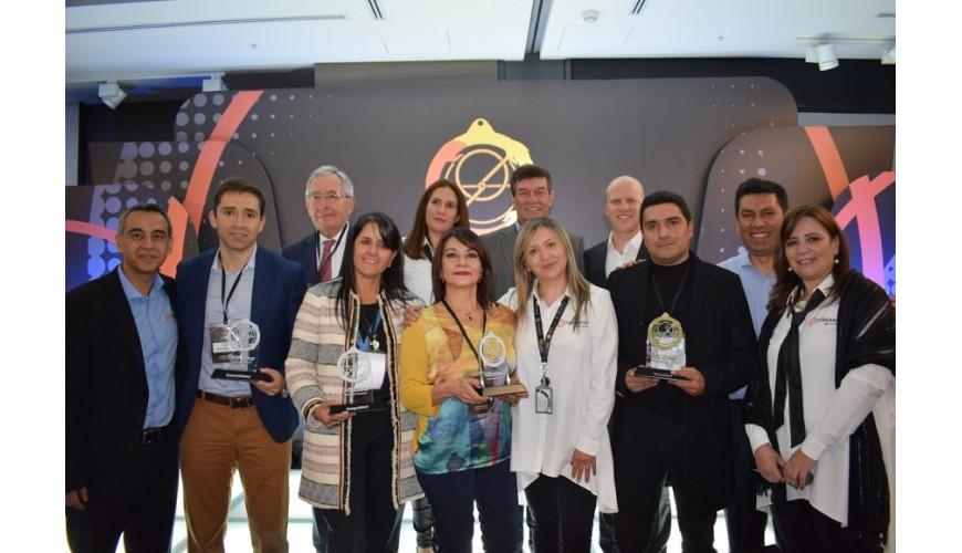 Premios Terranum 2019.