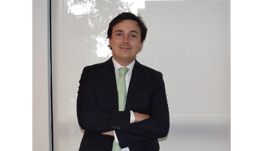 Alejandro Callejas Aristizabal, gerente de Camacol Bogotá y Cundinamarca.