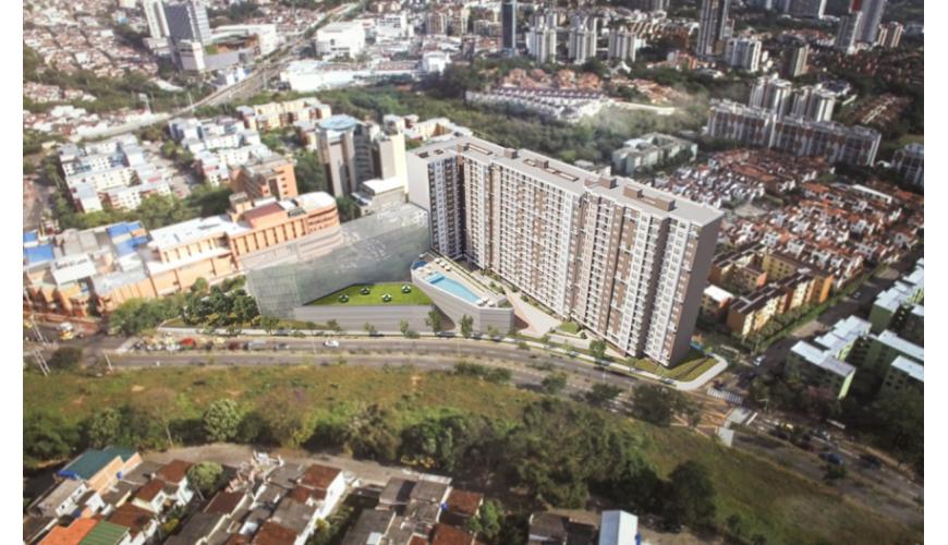 Proyecto Bosque Central, Bucaramanga.