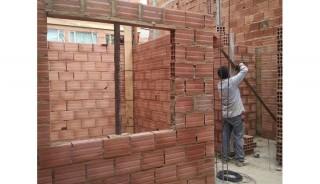 Maestro construcción.