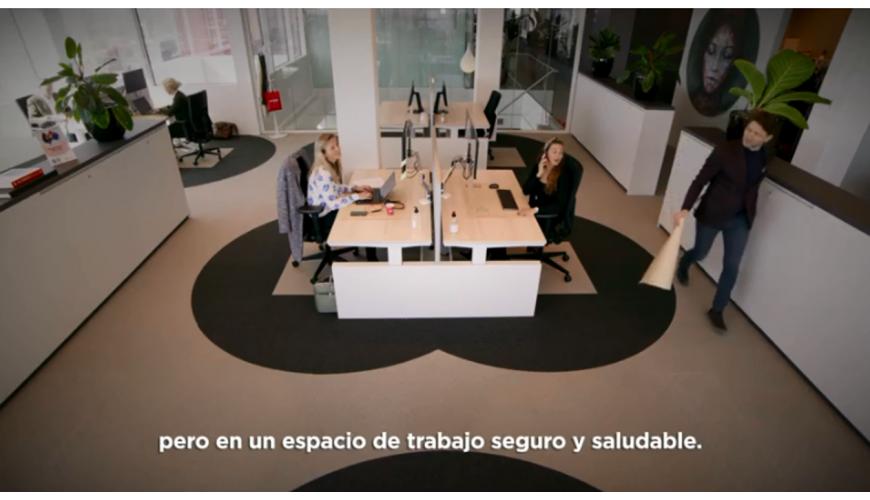 Protocolo para reactivación de oficinas.