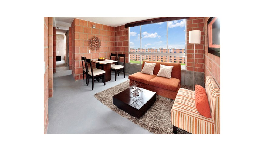 Foto: apartamento Amarilo.