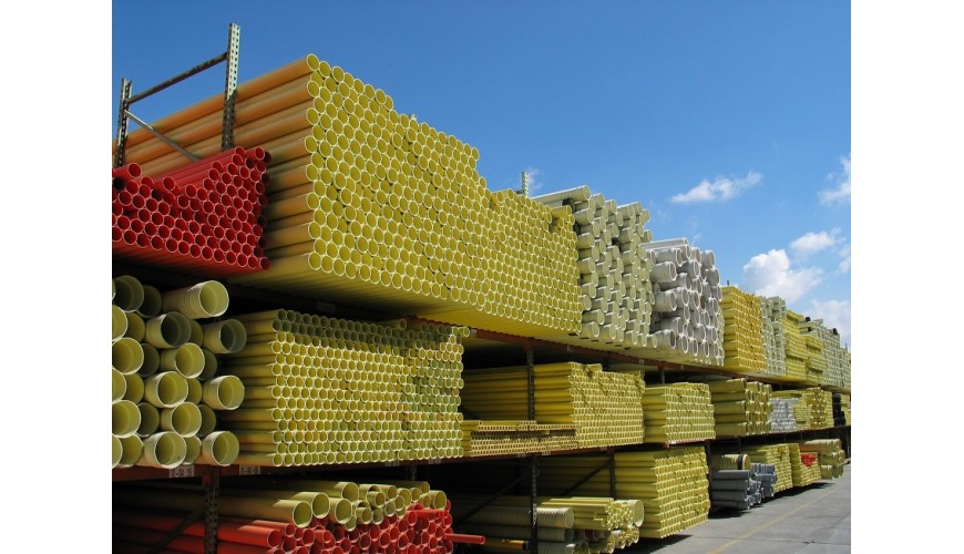 Materiales de construcción 'made in Colombia'.