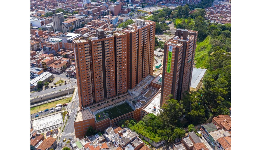Proyecto Bienes & Bienes Itagui.