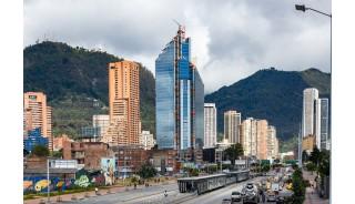 Torres Atrio de Bogotá.