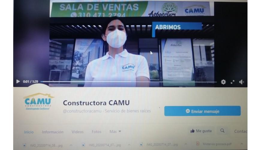Constructora Camu.