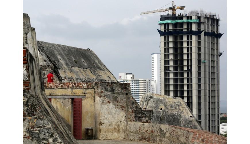 Torre Aquarela Cartagena.