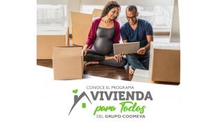 "Programa ""Vivienda para Todos"" del Grupo Coomeva."