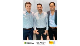 Glasst Innovation  revolucionará  los productos para  construcción
