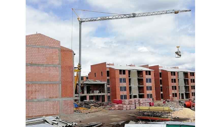 Más de 800 obras de edificaciones paralizadas por paro